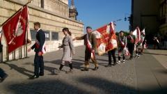Uroczystości na Wawelu